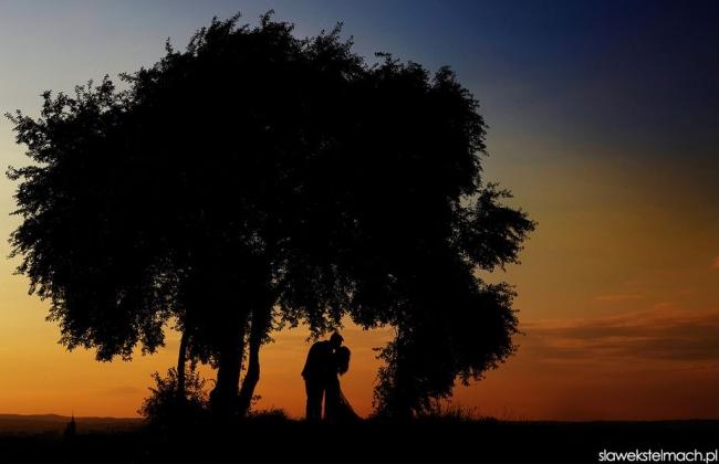 Nowy Sącz - fotografia ślubna autorstwa Sławka Stelmacha