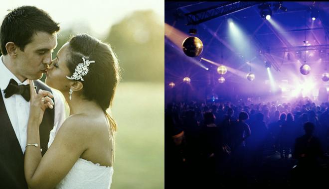 organizowanie eventów - dj na wesele