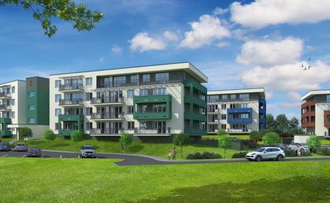 3 etap Osiedla dla rodziny - Nowa Huta - kolejne nowe mieszkania na sprzedaz